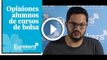 Opiniones Eurekers: Testimonio de Francisco Chico sobre nuestro curso de bolsa.
