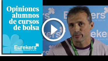 Opiniones Eurekers: Testimonio de Francisco Javier Cocaño sobre nuestro curso de bolsa.