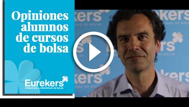 Opiniones Eurekers: Testimonio de Isaac Fernandez sobre nuestro curso de bolsa.