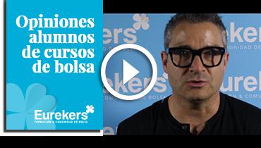 Opiniones Eurekers: Testimonio de Javier Herrero sobre nuestro curso de bolsa.