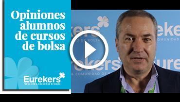 Opiniones Eurekers: Testimonio de José Ignacio Canal sobre nuestro curso de bolsa.