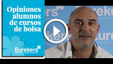 Opiniones Eurekers: Testimonio de Juan Carlos Villalta sobre nuestro curso de bolsa.