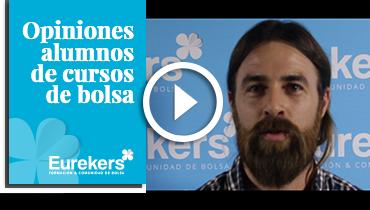 Opiniones Eurekers: Testimonio de Pedro García sobre nuestro curso de bolsa.