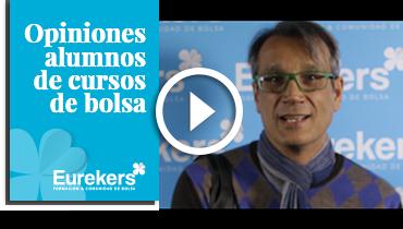 Opiniones Eurekers: Testimonio de Rafael Angel Corral sobre nuestro curso de bolsa.