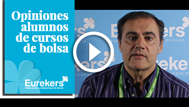 Opiniones Eurekers: Testimonio de Raul Sanchez sobre nuestro curso de bolsa.