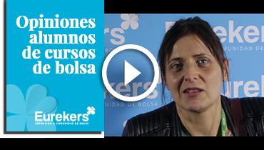 Opiniones Eurekers: Testimonio de Sonia Iglesias sobre nuestro curso de bolsa.