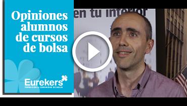 Opiniones Eurekers: Testimonio de Miguel Ángel Echevarría sobre nuestro curso de bolsa.