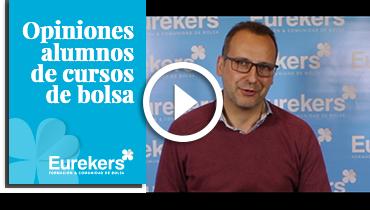 Opiniones Eurekers: Testimonio de Alfredo Lopez sobre nuestro curso de bolsa.