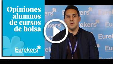 Opiniones Eurekers: Testimonio de Andrés Ricardo Merino sobre nuestro curso de bolsa.