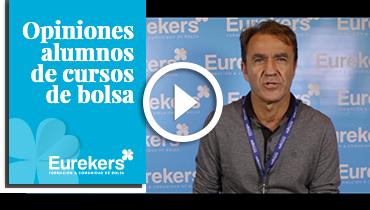 Opiniones Eurekers: Testimonio de Eulogio Suarez sobre nuestro curso de bolsa.