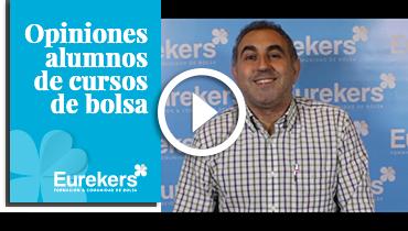 Opiniones Eurekers: Testimonio de Francisco Jose Racero sobre nuestro curso de bolsa.