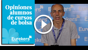 Opiniones Eurekers: Testimonio de Joaquín García sobre nuestro curso de bolsa.