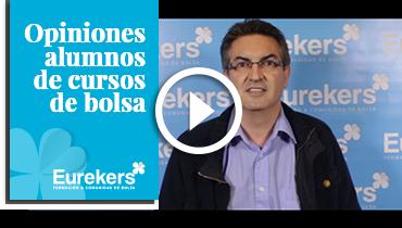 Opiniones Eurekers: Testimonio de Jorge Estero sobre nuestro curso de bolsa.