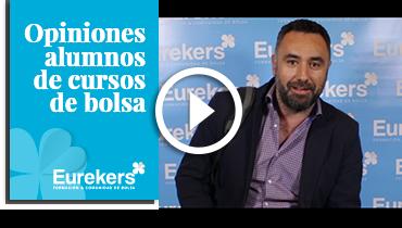 Opiniones Eurekers: Testimonio de José Alcaide sobre nuestro curso de bolsa.
