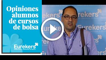 Opiniones Eurekers: Testimonio de José Antonio Guitérrez sobre nuestro curso de bolsa.