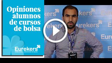Opiniones Eurekers: Testimonio de José Manuel Pinar sobre nuestro curso de bolsa.