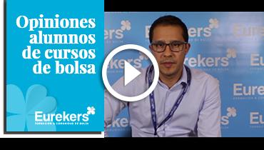 Opiniones Eurekers: Testimonio de Juan Carlos Estupiñán sobre nuestro curso de bolsa.