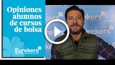 Opiniones Eurekers: Testimonio de Oscar Bustinaza sobre nuestro curso de bolsa.