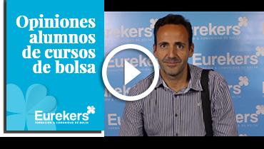 Opiniones Eurekers: Testimonio de Pedro Enrique Carrera sobre nuestro curso de bolsa.