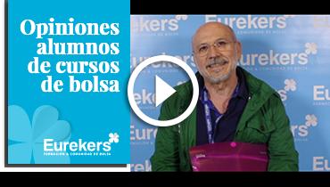 Opiniones Eurekers: Testimonio de Pedro José Sesma sobre nuestro curso de bolsa.