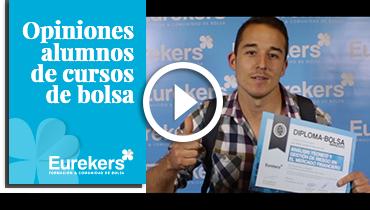 Opiniones Eurekers: Testimonio de Rafael de Vicente Delgado sobre nuestro curso de bolsa.