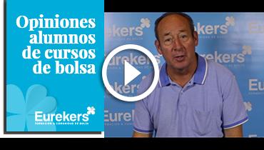 Opiniones Eurekers: Testimonio de Rafael de Vicente sobre nuestro curso de bolsa.