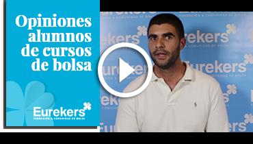 Opiniones Eurekers: Testimonio de Salvador Mena sobre nuestro curso de bolsa.