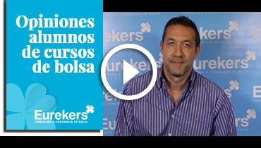 Opiniones Eurekers: Testimonio de Santiago Pannocchia sobre nuestro curso de bolsa.