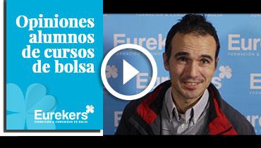 Opiniones Eurekers: Testimonio de Jorge Grau sobre nuestro curso de bolsa.