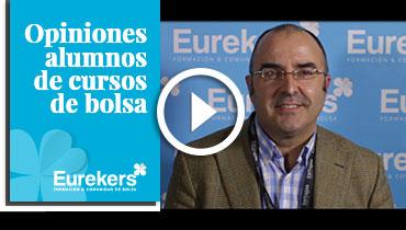 Opiniones Eurekers: Testimonio de Jose Ricardo Benlloch sobre nuestro curso de bolsa.