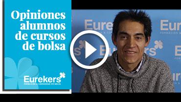 Opiniones Eurekers: Testimonio de Juan Enrique Domenech sobre nuestro curso de bolsa.