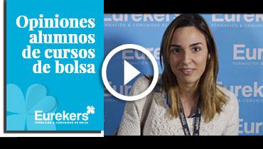 Opiniones Eurekers: Testimonio de Nuria Cervera sobre nuestro curso de bolsa.