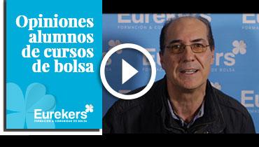 Opiniones Eurekers: Testimonio de Pedro Manuel Olmeda sobre nuestro curso de bolsa.