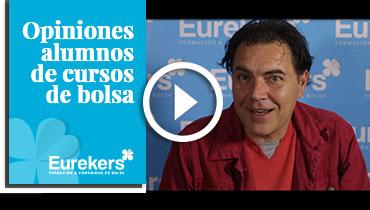 Opiniones Eurekers: Testimonio de Vicente Soria sobre nuestro curso de bolsa.