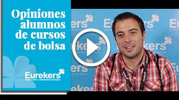 Opiniones Eurekers: Testimonio de Pedro J. Flores sobre nuestro curso de bolsa.