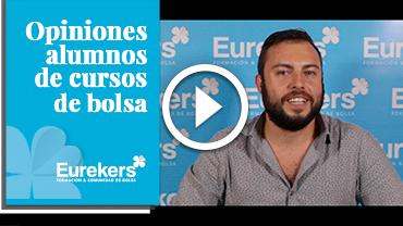 Opiniones Eurekers: Testimonio de Ramón Pina sobre nuestro curso de bolsa.