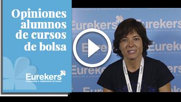 Vídeo de la opinión del curso de bolsa de Rebeca Abella