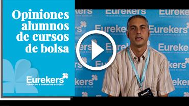 Opiniones Eurekers: Testimonio de Sebastián Garrido sobre nuestro curso de bolsa.