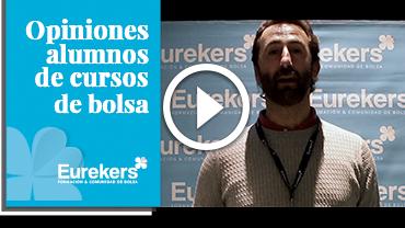 Vídeo de la opinión del curso de bolsa de Sergio Julio G.