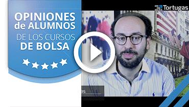 Opiniones Tortugas Hispánicas; Testimonio de Anton Cuquejo sobre nuestro curso de bolsa.
