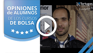 Opiniones Tortugas Hispánicas; Testimonio de David Muñoz sobre nuestro curso de bolsa.
