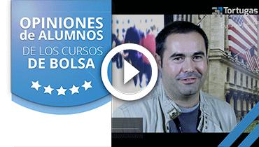 Opiniones Tortugas Hispánicas; Testimonio de Donato Jordan Herrero sobre nuestro curso de bolsa.