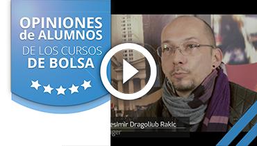 Opiniones Tortugas Hispánicas; Testimonio de Florian Desimir sobre nuestro curso de bolsa.