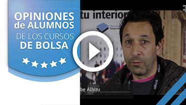 Opiniones Tortugas Hispánicas; Testimonio de Iñigo Mendibe sobre nuestro curso de bolsa.