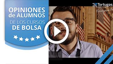 Opiniones Tortugas Hispánicas; Testimonio de Joel López sobre nuestro curso de bolsa.