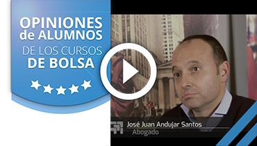 Opiniones Tortugas Hispánicas; Testimonio de José Juan sobre nuestro curso de bolsa.