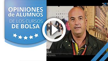 Opiniones Tortugas Hispánicas; Testimonio de José Luis Ruiz sobre nuestro curso de bolsa.