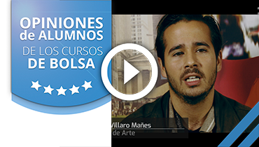 Opiniones Tortugas Hispánicas; Testimonio de Jose Luis sobre nuestro curso de bolsa.
