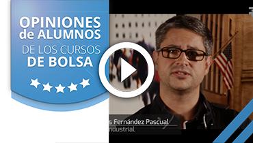 Opiniones Tortugas Hispánicas; Testimonio de Juan Andrés sobre nuestro curso de bolsa.
