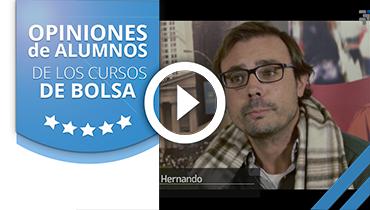 Opiniones Tortugas Hispánicas; Testimonio de Luis Hidalgo sobre nuestro curso de bolsa.